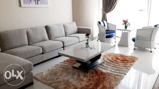 Luxury 2 bedrooms apartment for rent in Seef area