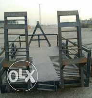 Heavy duty trolley excellent