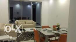 Fully Furnished 2 Bedroom Flat for Rent - Janabiyah