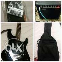 For sale used electric guitar yamaha