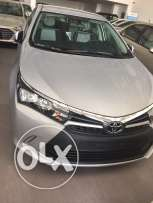 Toyota-Corolla sport 2016 for sale
