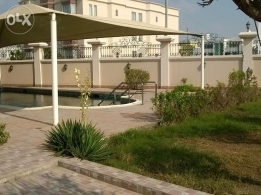 Villas for Rent SAAR 4 Bedroom SF Compound Villa with Private Pool for rent