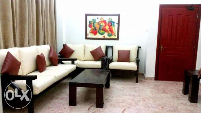 Elegant Fully Furnished Flat For Rent BD 420 (Ref No:21MHZ)