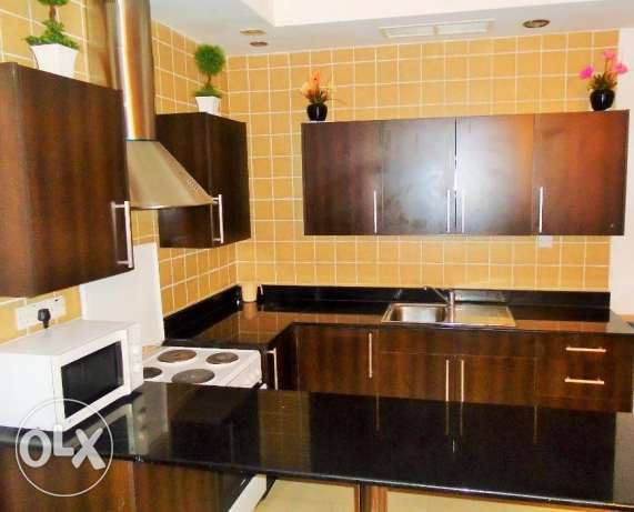 Apartment for rent in Adliya 2 bedroom fully furnished