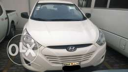 Hyundai Tucson 2.4 GL 4WD 2012 for sale