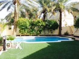 4 bedroom compound villa with private swimming pool at Hamala