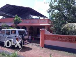 10cent with 3bed room house for sale in kumbanad