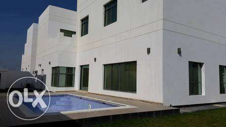 brand new villa with private pool janabiya