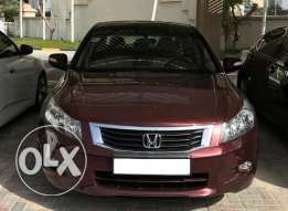 Honda Accord, 2010, automatic, 107000 KM