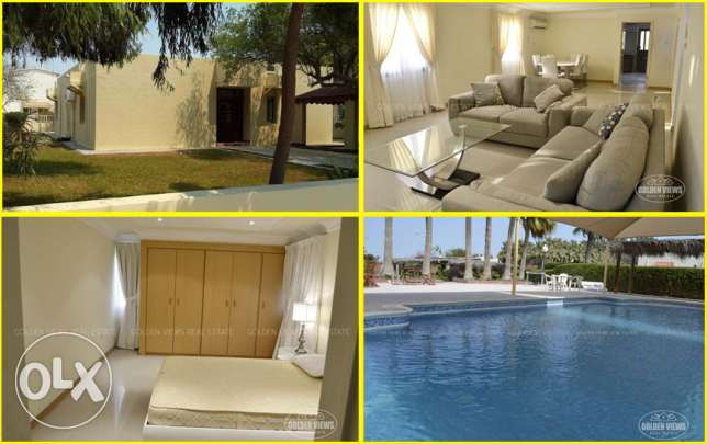 Beautiful Compound | Excellent Amenities | 3 Bedrooms | Budaiya