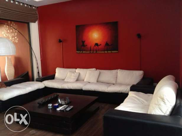Beautiful 2 bedrooms villa with decent furniture and amazing Views