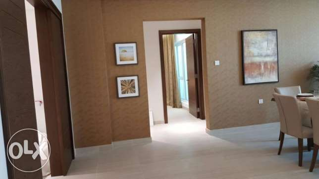 2 Bedroom stunning Apartment in Amwaj fully furnished incl جزر امواج  -  2