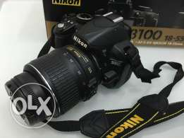 Nikon DSLR Camera Full Box