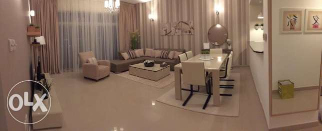 Amazing 2 BHK flat in Amwaj islat with all facilities جزر امواج  -  2