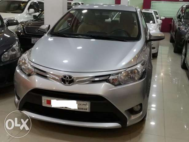 Toyota Yaris 2015 Monthly 84 تويوتا ياريس