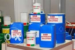 SSD Chemical Solution For USD, EURO, GBP