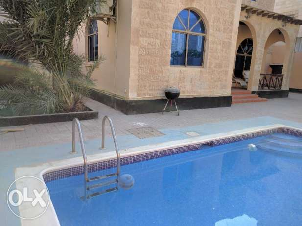 Arad fully furnished modern private villa with pool - all inclusive