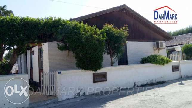 BD 450/ Single Storey 3 BR Semi Villa with Huge Pvt.Garden for rent
