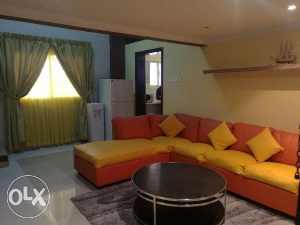 MAHOOZ - Fully Furnished Studio Flat for Rent (280/- Inclusive)