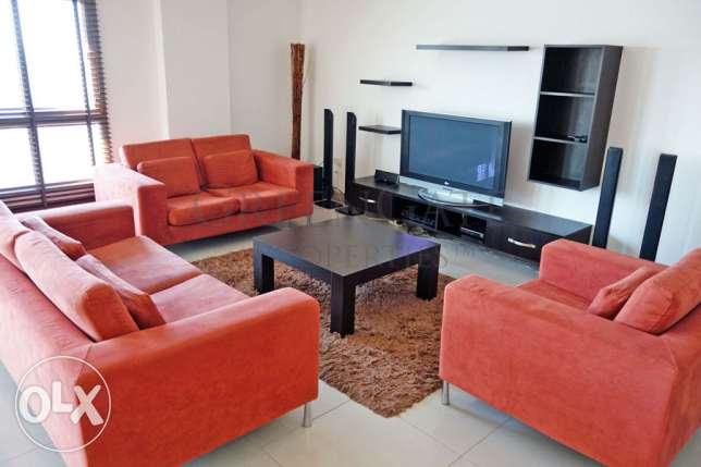 Stylishly Furnished 2br Apt with Terrace