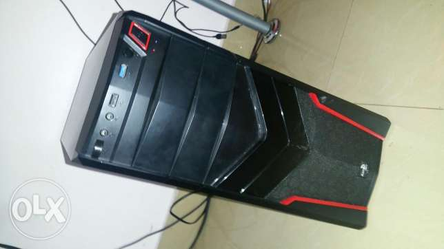 High-End Custom Built Gaming PC AMD .8GB Ram. 4.19 Ghz Processor