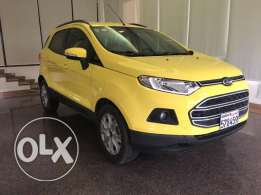 Ford Eco sport Trend 2016 model BHD 5699