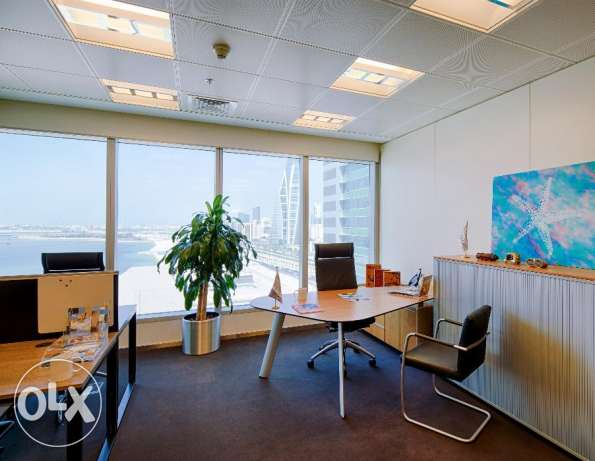 offices for rent- fully furnished-great location!