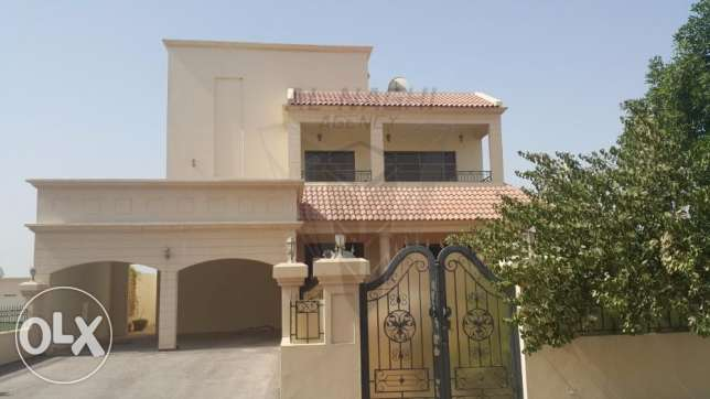 ULTRA Modern Semi Furnished 4 BRS Villa in Hamala Near British School