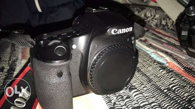 for sell camera 60d only bady