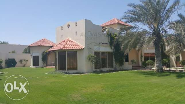 FULLY FURNISHED 4 Bedroom Villa For Rent in Hamala.Near British School