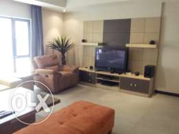 Juffair 2BR exotic New beautiful and huge Modern family apartment.