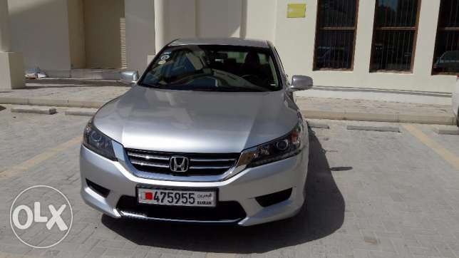 Honda Accord 2.4 2014 Brand New Condition Scratch less Car