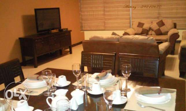 uffair Exotic new Spacious 2 bedroom modernly furnished apartments.