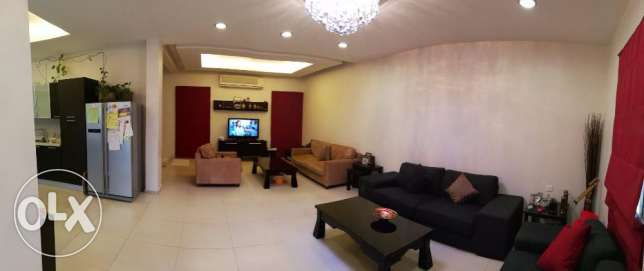 For Rent villa in a compound in Janusan