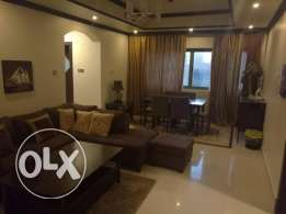 Beautiful Fully Furnished 2 Bedroom apartment for rent at Busaiteen