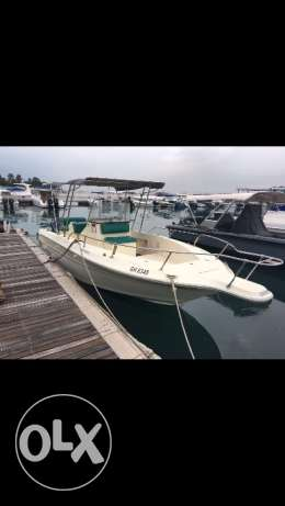Used family boat for sale سترة -  3