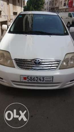 Toyota corolla 2003 for sale good condition