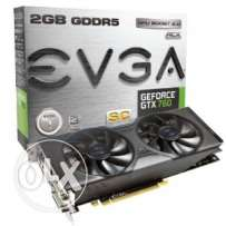 nvidia gtx 760 2gb superclocked for sale