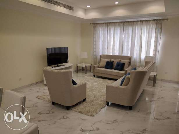 Brand new modern 2 Bedroom fully furnished flat - all inclusive