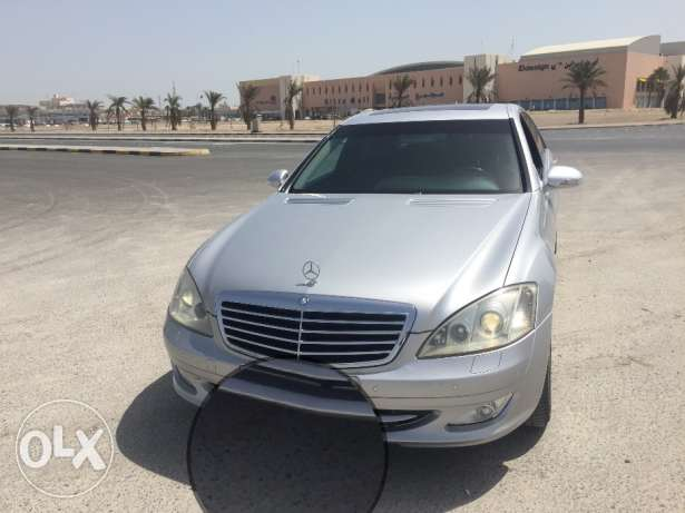 For sale S350 L 2006 excellent condition bahrain agency