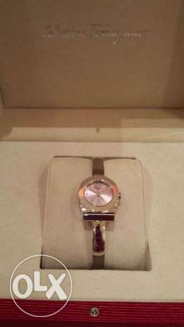 Original Salvatore Ferragamo (Women) watch ( brand new/ unused) 310Bhd