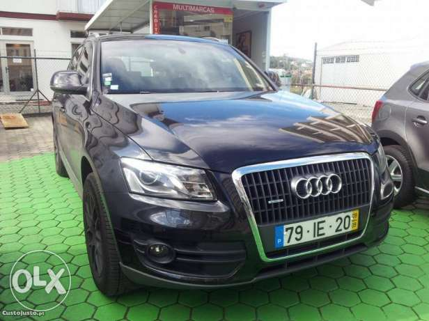 Audi Q5 2.0 T Quattro GPL - 09 is an urgent sale of a car