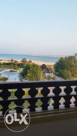 flat 1 and half bedroom Sea view in mena 7 for rent