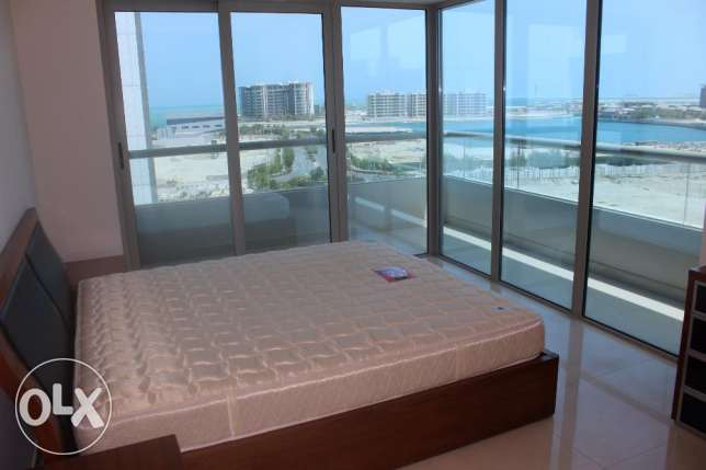 Superb Sea view 2 BR Seef
