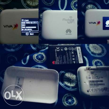 FOR sale mobile WiFi 4G