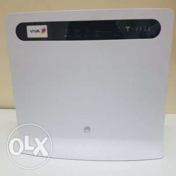 "huawei 4G router B593s-22 ""unlocked"""
