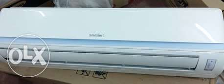 Brand New Samsung 2.5 TON SPLIT AIR CONDITIONER with new pipe, dilever