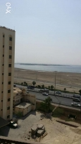 Spacious fully furnished 2 bedroom flat for rent with sea view