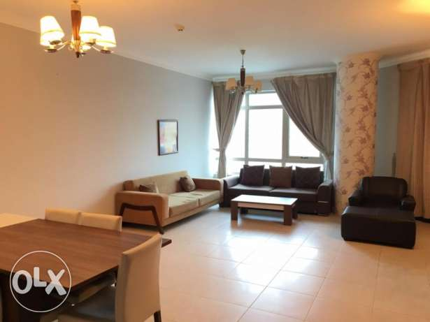 Spacious 3 Bedroom Furnished with Maids for Rent in Juffair