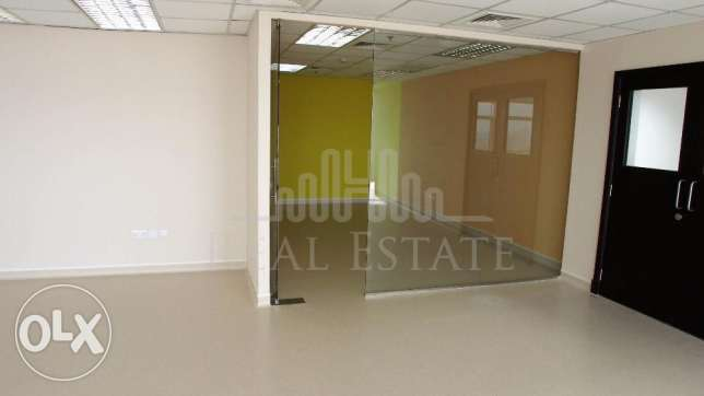 Open plan office located in Adliya